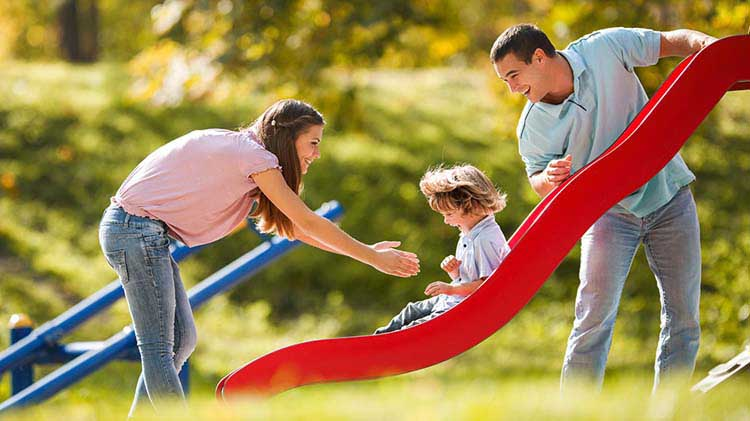 Guía para la seguridad infantil en parques
